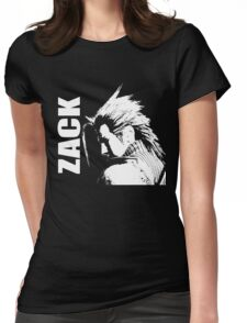 Zack - Final Fantasy VII Womens Fitted T-Shirt