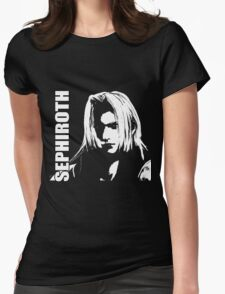 Sephiroth - Final Fantasy VII Womens Fitted T-Shirt