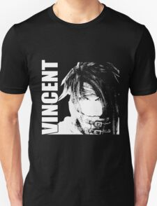 Vincent - Final Fantasy VII T-Shirt