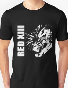 Red XIII - Final Fantasy VII Unisex T-Shirt