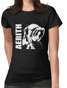 Aerith - Final Fantasy VII Womens Fitted T-Shirt
