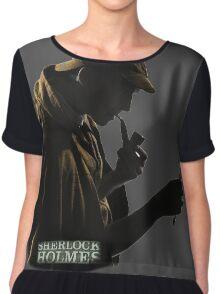 SherlockHolmes 0004 Chiffon Top