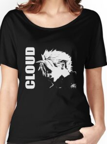 Cloud Strife - Final Fantasy VII Women's Relaxed Fit T-Shirt