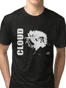 Cloud Strife - Final Fantasy VII Tri-blend T-Shirt