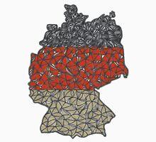 German Flag Unisex T-Shirt