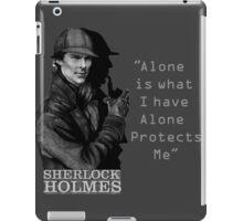 SherlockHolmes 0007 iPad Case/Skin