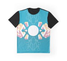 Isometric abstraction Graphic T-Shirt
