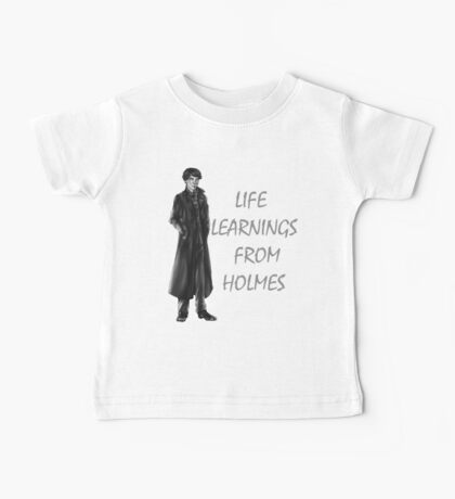 SherlockHolmes 0008 Baby Tee