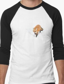 Red Fox - Algonquin Park Men's Baseball ¾ T-Shirt