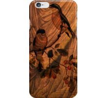 Draw Back the Curtain iPhone Case/Skin