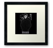 SherlockHolmes 0009 Framed Print