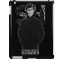 SherlockHolmes 0009 iPad Case/Skin