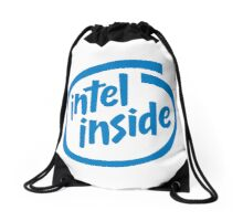 Intel Inside Drawstring Bag