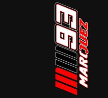 Marc Marquez MM93 with name motogp rider Unisex T-Shirt