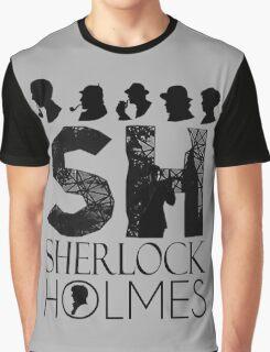 SherlockHolmes 0010 Graphic T-Shirt
