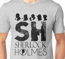 SherlockHolmes 0010 Unisex T-Shirt