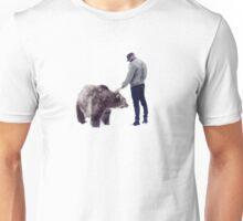 Booba bear - Comme les autres clip french rapper OKLM Unisex T-Shirt