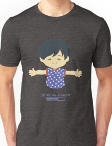Phil Hugging Unisex T-Shirt