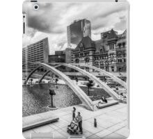 Nathan Phillips Square iPad Case/Skin
