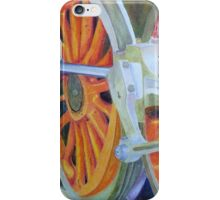 train wheel iPhone Case/Skin