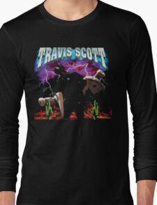 TRAVIS SCOTT - RODEO TOUR [4K] Long Sleeve T-Shirt