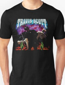 TRAVIS SCOTT - RODEO TOUR [4K] Unisex T-Shirt