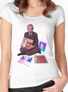 BILLWAVE Women's Fitted Scoop T-Shirt