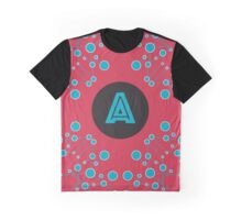 geometric abstraction with circles and lines Graphic T-Shirt