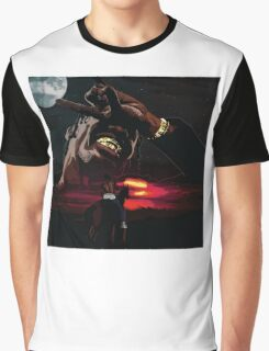 TRAVIS SCOTT - RODEO ART [4K]  Graphic T-Shirt