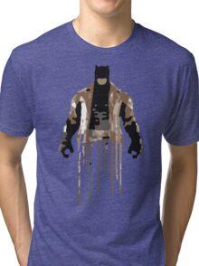 Knightmare Batman Tri-blend T-Shirt