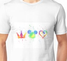 """""""The Heart, the King and the Crown"""" Unisex T-Shirt"""