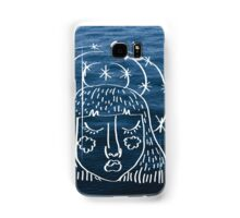 A Star Crown and the Blue Sea Samsung Galaxy Case/Skin
