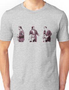 Vincent Vega Confused Unisex T-Shirt