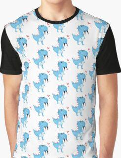 dino snacks Graphic T-Shirt
