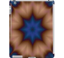 Symmetry in Blue iPad Case/Skin