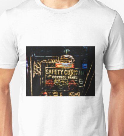 Safety Curtain Unisex T-Shirt