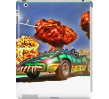 Death Race 2000 iPad Case/Skin