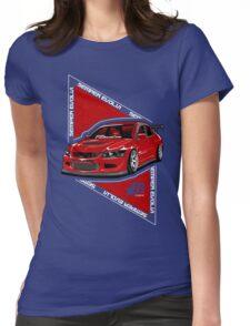 Semper Evolvi Womens Fitted T-Shirt