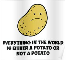 Potato - Think about it  Poster