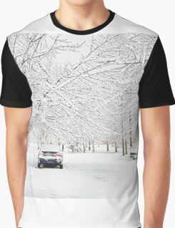 April Showers - HDR Graphic T-Shirt
