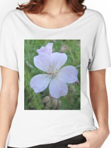 Flower power in many hours Women's Relaxed Fit T-Shirt