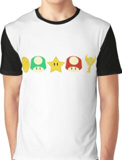 Super Mario 64: The Collect-a-thon Graphic T-Shirt