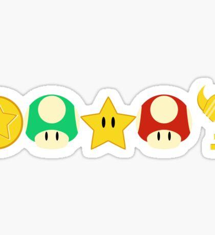 Super Mario 64: The Collect-a-thon Sticker