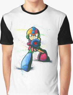 """Mega Shooter"" Graphic T-Shirt"