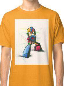"""Mega Shooter"" Classic T-Shirt"