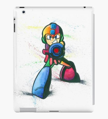 """Mega Shooter"" iPad Case/Skin"