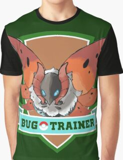 Bug Trainer #2 Graphic T-Shirt
