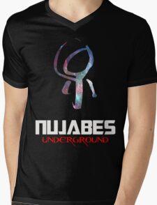 Nujabes Underground Mens V-Neck T-Shirt