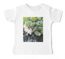 White small lingonberries flowers Baby Tee