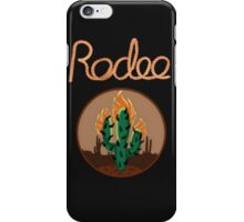 TRAVIS SCOTT - RODEO [4K]  iPhone Case/Skin